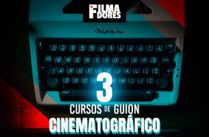 Pack 3 Cursos de Guion Cinematográfico