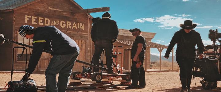 Productor de cine - Filmadores