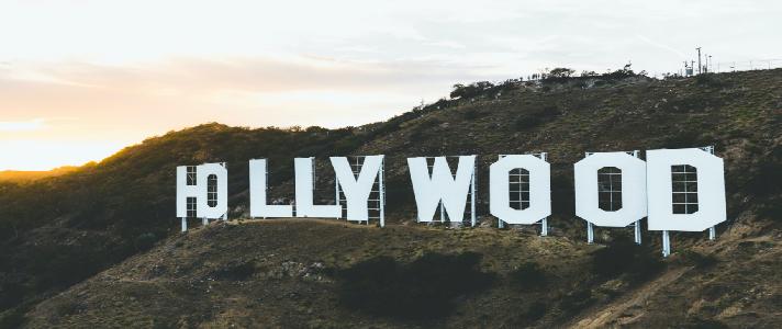 Hollywood letrero - Filmadores