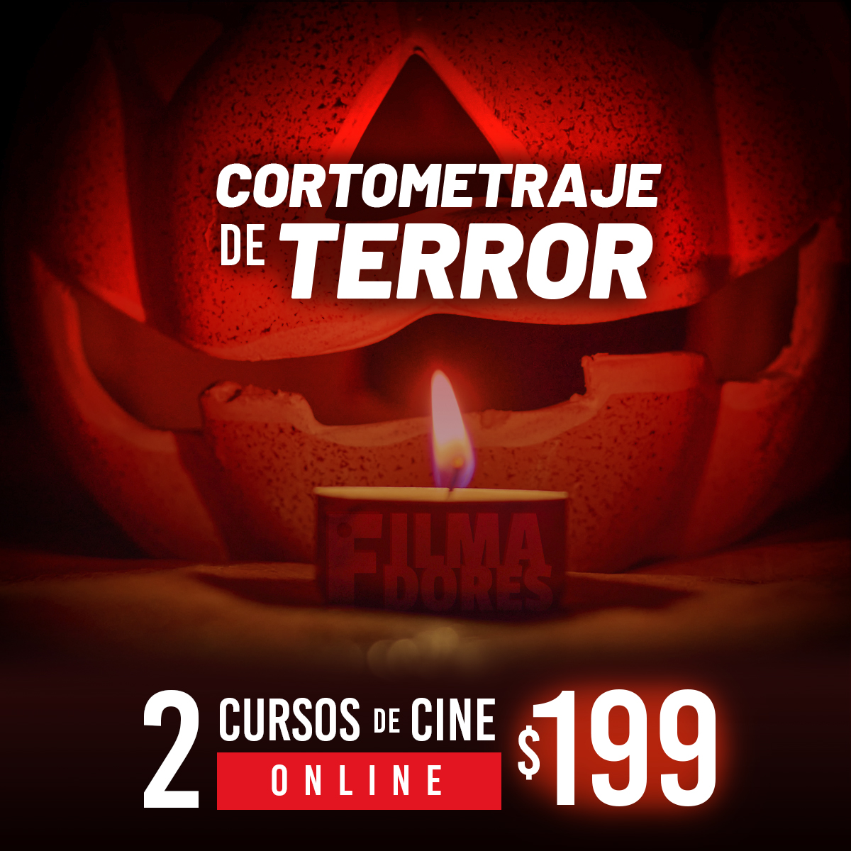 Corto de Terror- Filmadores